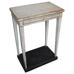 Small Swedish Console Table
