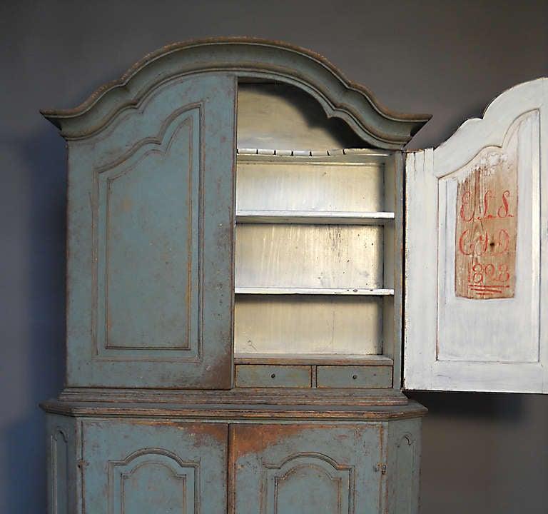 Period Baroque Cabinet image 4