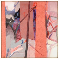 Arbres Rouges by Gabriel Godard