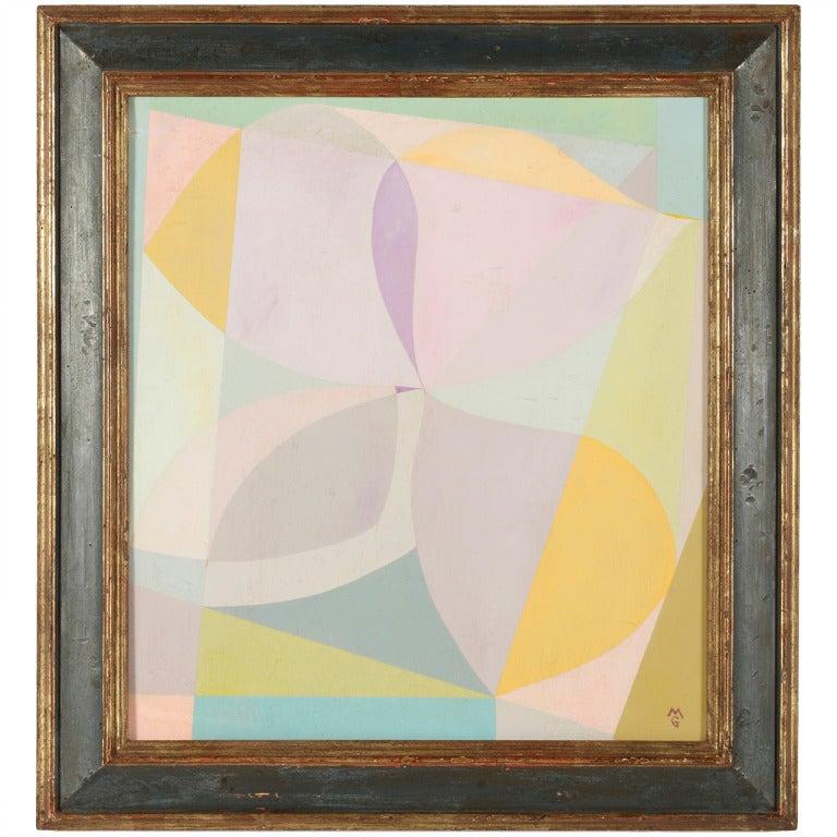 Pale Flower by Michael Gloeckner For Sale
