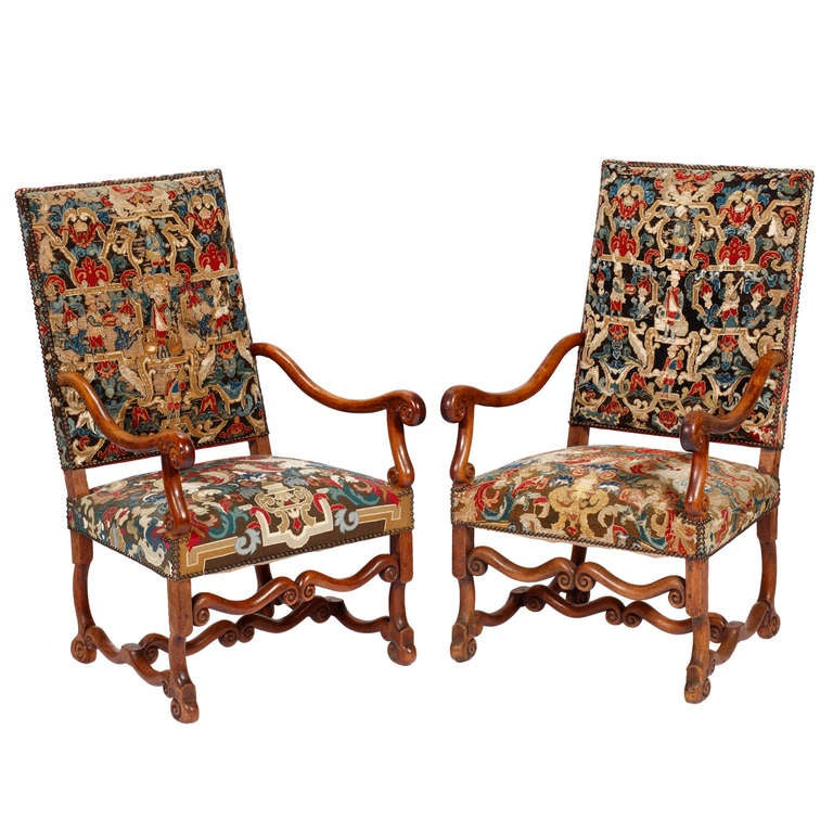 Ordinaire Louis XIV Chair Source