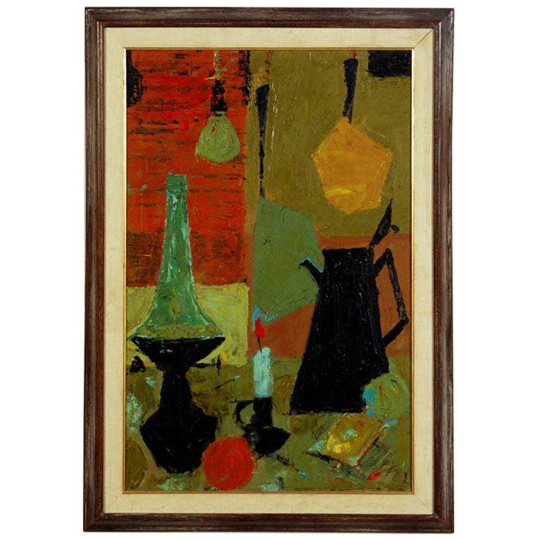 """""""A Still Life"""" by Alvin Hollingsworth"""
