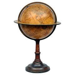 American Globe on Stand