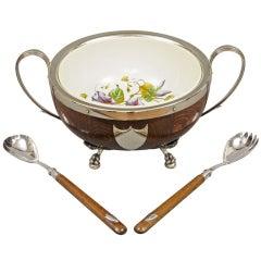 English Mappin & Webb Salad Bowl