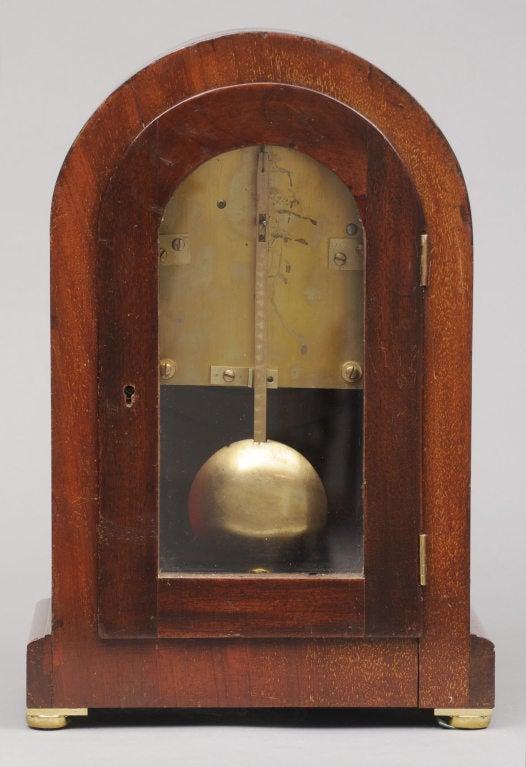 English Bracket Clock 7