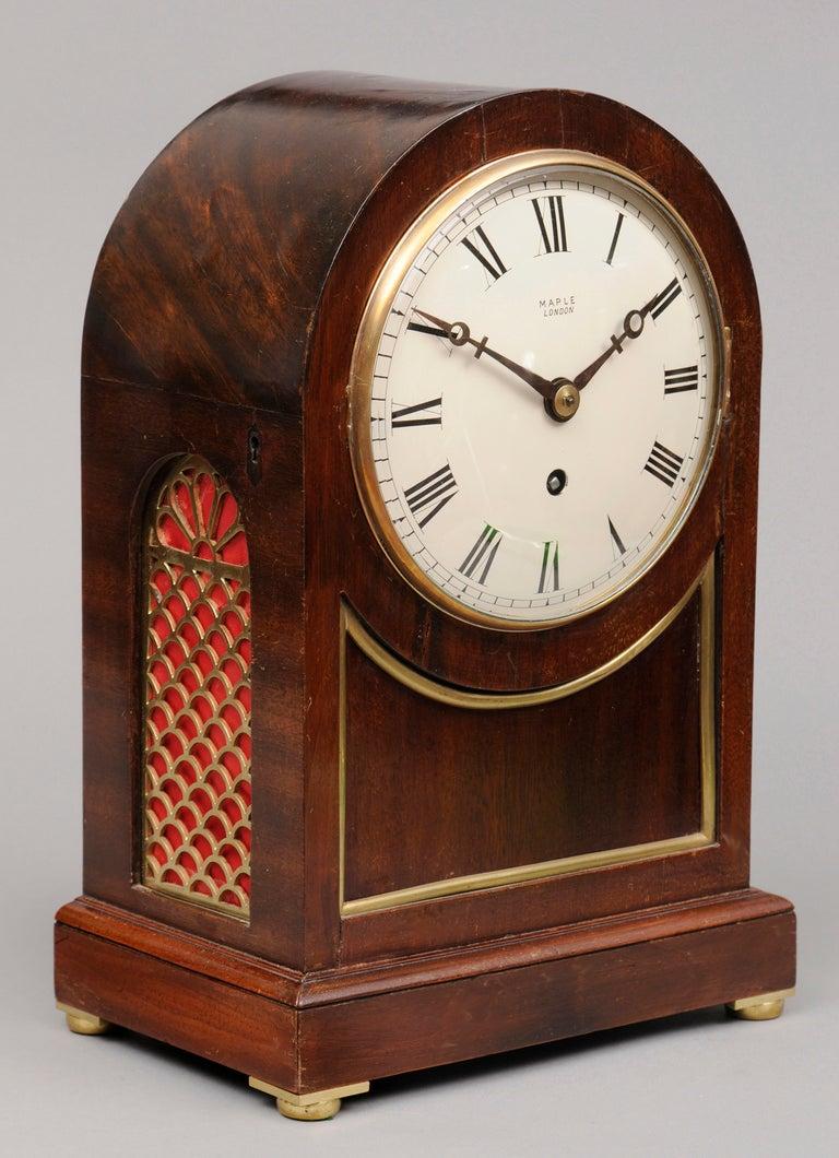 English Bracket Clock 4