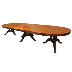 Monumental Stow & Davis Conference Table