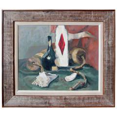 Eileen Goodman Oil on Canvas Still life