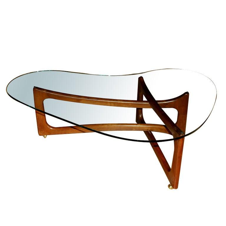 Https Www 1stdibs Com Furniture Tables Center Tables Adrian M Pearsall Craft Associates Bi Morphic Coffee Table Id F 460364