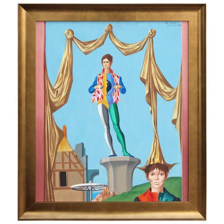 """Jean Pierre Clement """"La Parade""""  For Sale"""
