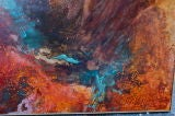 Large abstract by Gloria Rosenthal titled Solar Wind image 6