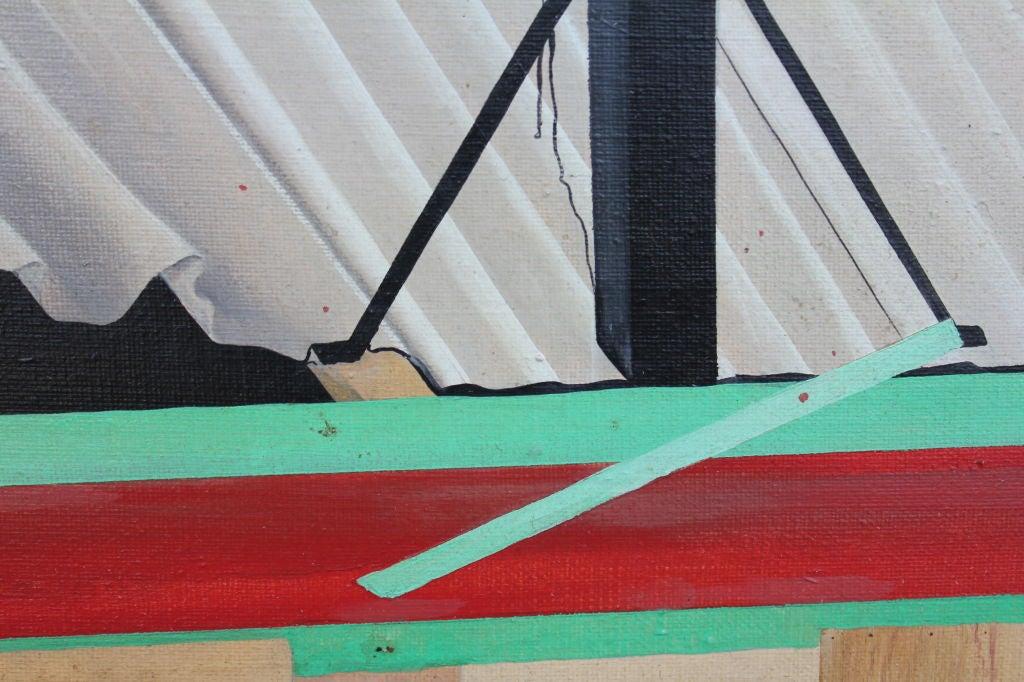 Oil on canvas Bea Kettlewood NJ artist For Sale 2