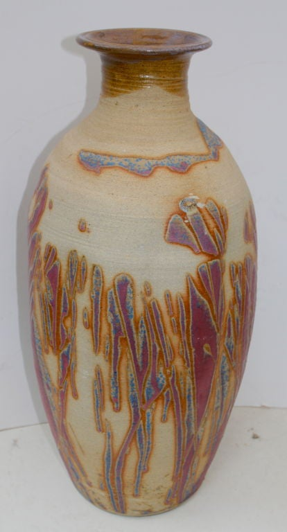 Geoffrey Borr Chilmark Pottery Of Martha S Vineyard Large