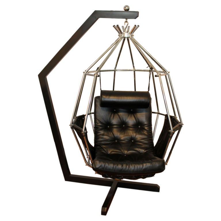 IB Arberg 1970 39 S Parrot Chair At 1stdibs