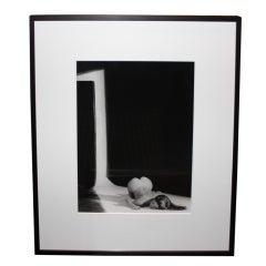 Silver Gelatin Nude Photograph