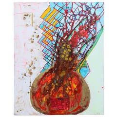 """Agni Zotis Collage """"Here and Now Inner Fires,"""" 2007"""