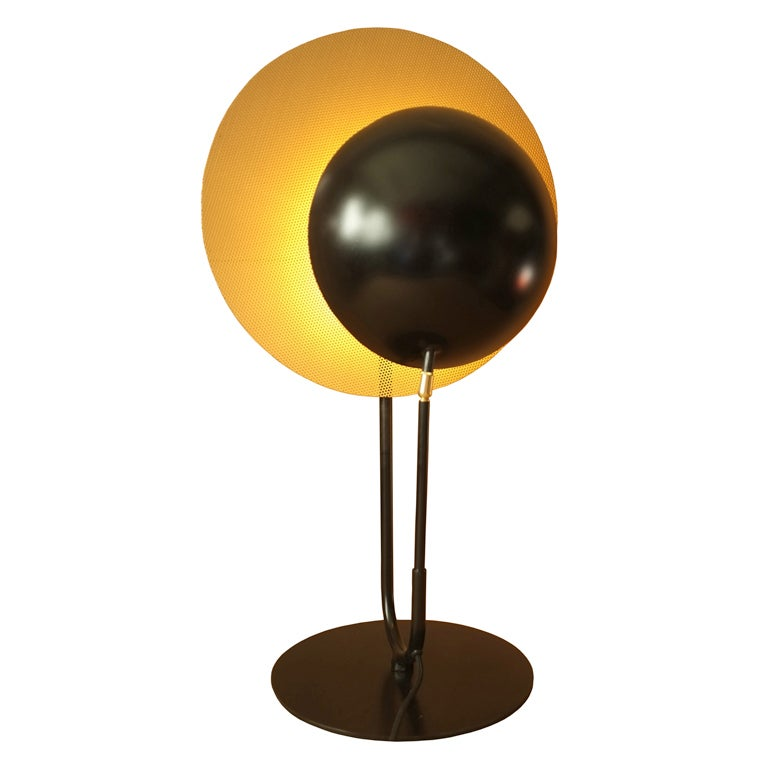 Eclipse Table Lamp At 1stdibs