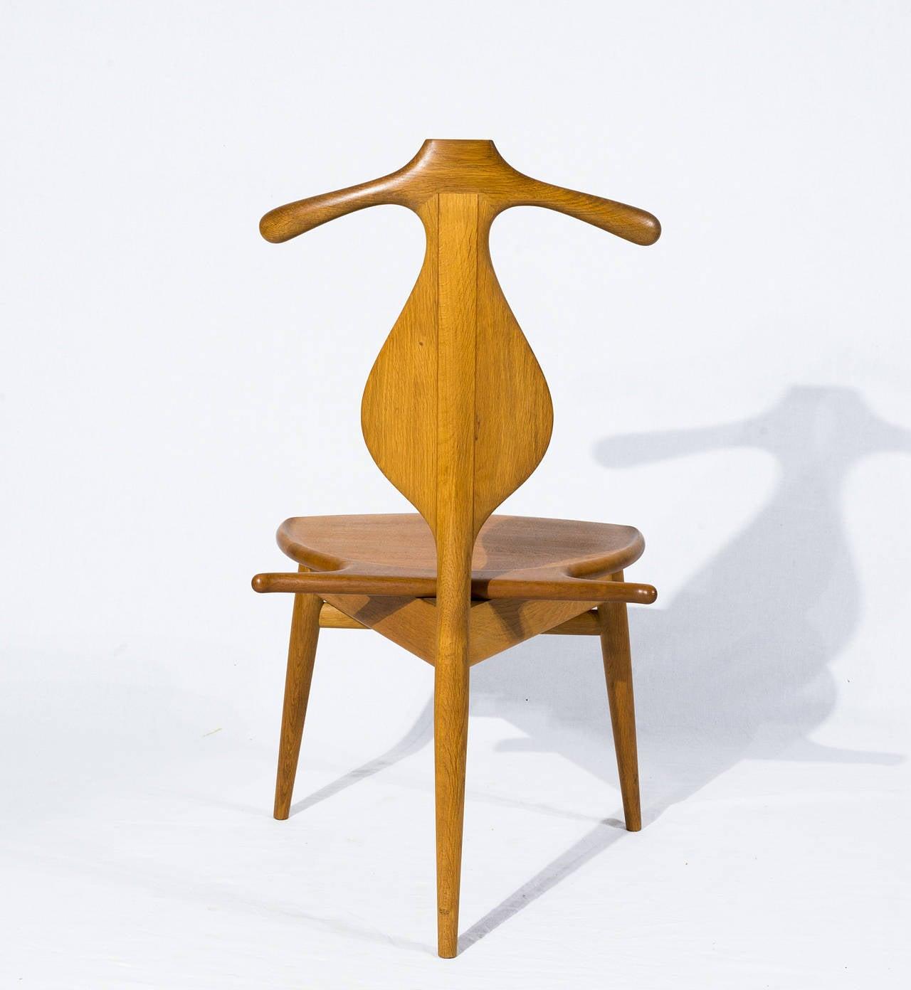 """Hans Wegner """"Valet"""" Chair 4"""