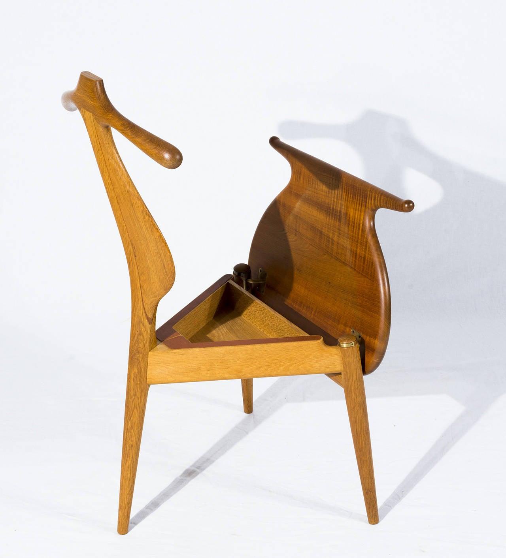 """Hans Wegner """"Valet"""" Chair 5"""