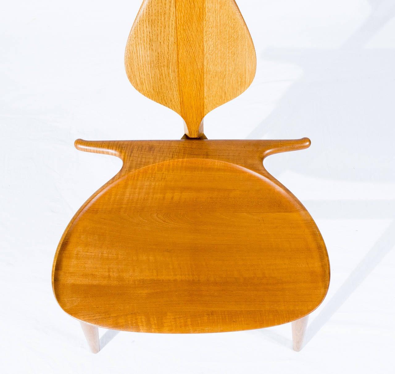 """Hans Wegner """"Valet"""" Chair 6"""