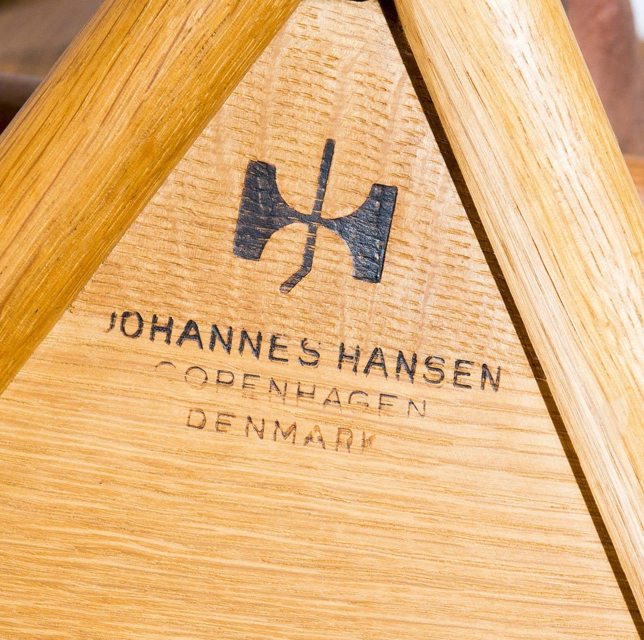 """Hans Wegner """"Valet"""" Chair 10"""