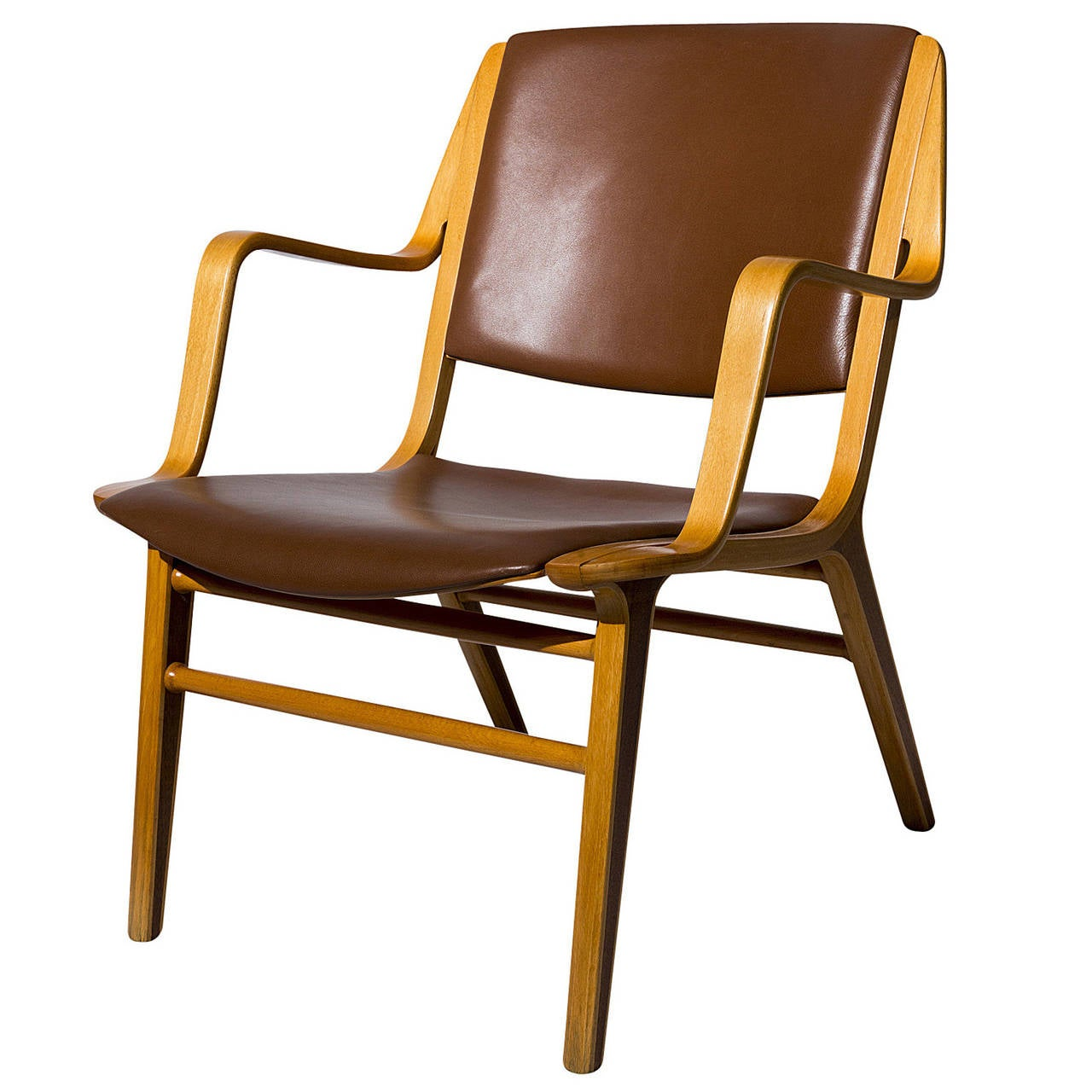 "Peter Hvidt & Orla Mølgaard-Nielsen ""AX"" Chair"