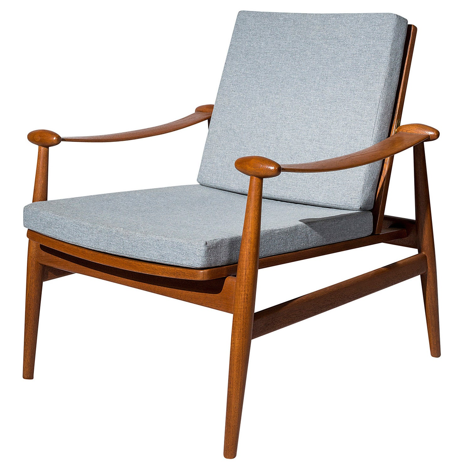 "Finn Juhl ""Spade"" Lounge Chair"