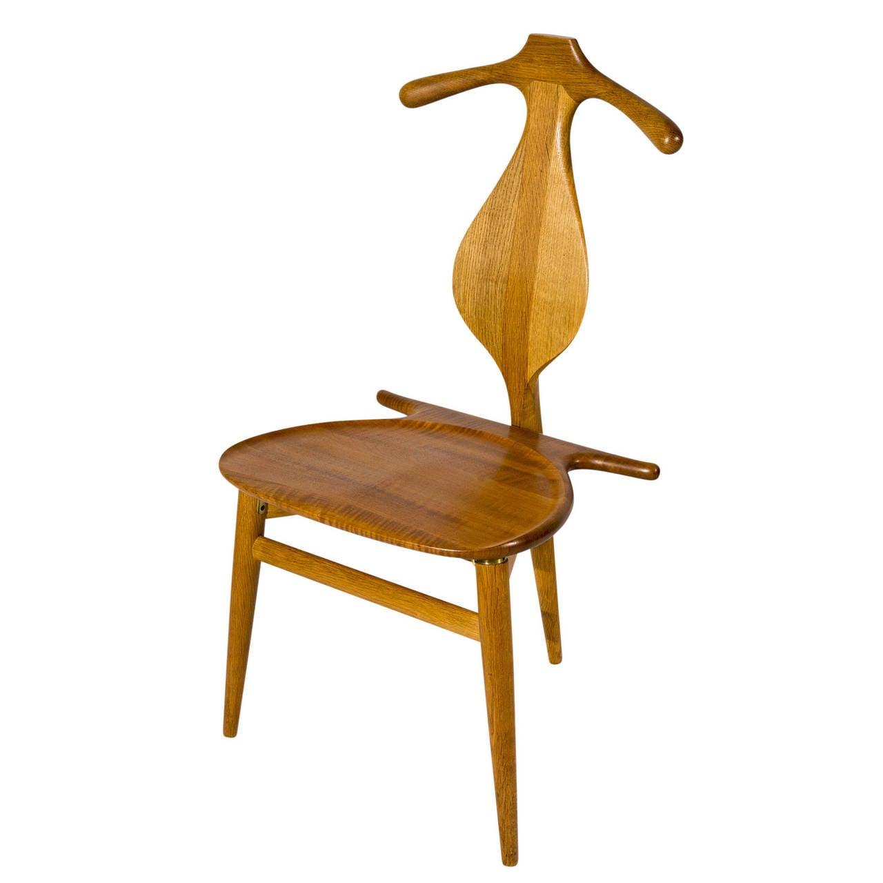 "Hans Wegner ""Valet"" Chair For Sale"