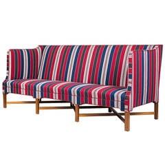 Kaare Klint X-Base Sofa