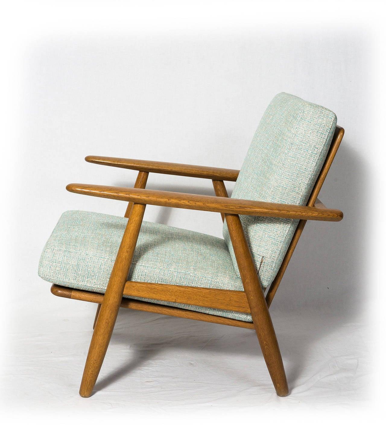 Hans Wegner Ge 240 Cigar Chair For Sale At 1stdibs