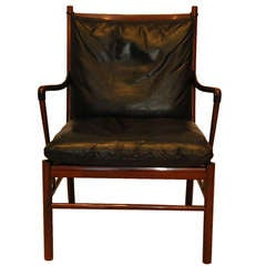 "Ole Wanscher ""Colonial "" arm chair"
