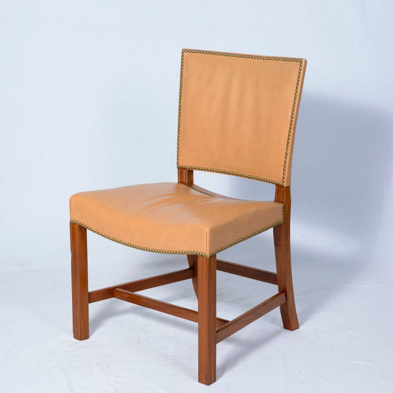 Scandinavian Modern Kaare Klint Side Chair For Sale
