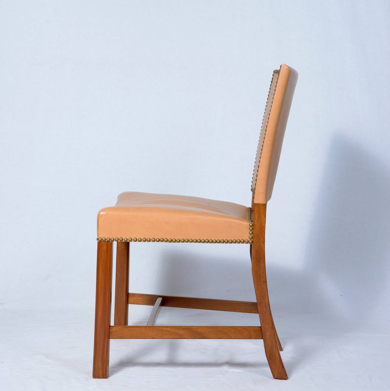 Danish Kaare Klint Side Chair For Sale