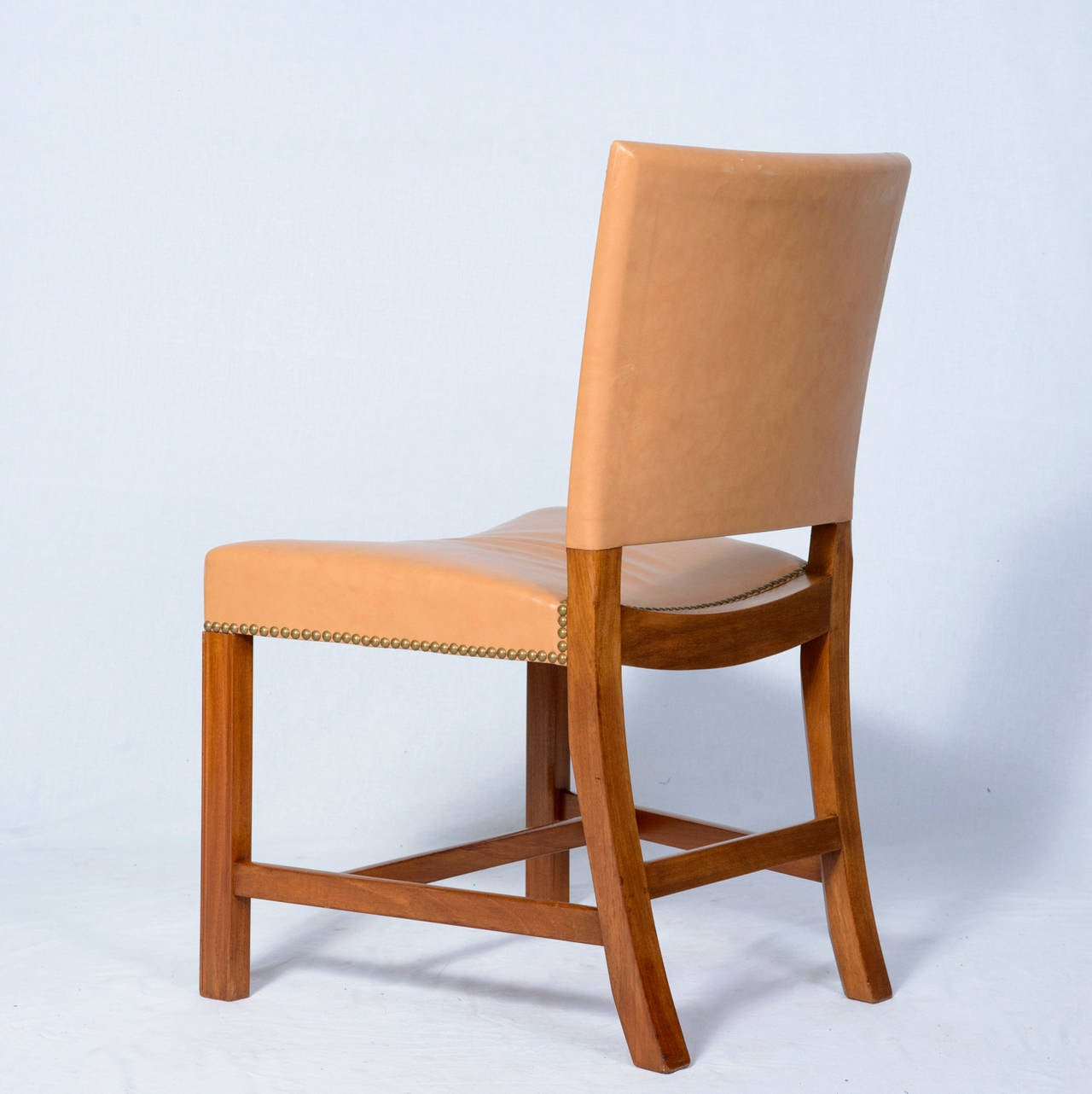 Kaare Klint Side Chair In Good Condition For Sale In Los Angeles, CA