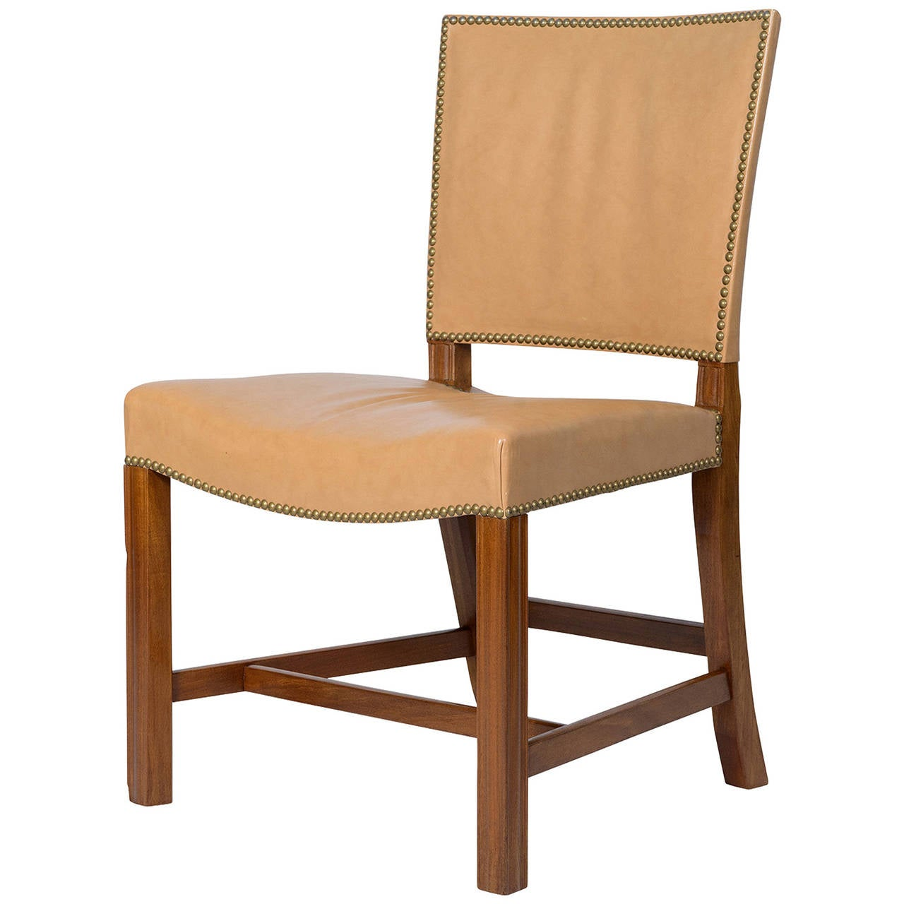 Kaare Klint Side Chair For Sale