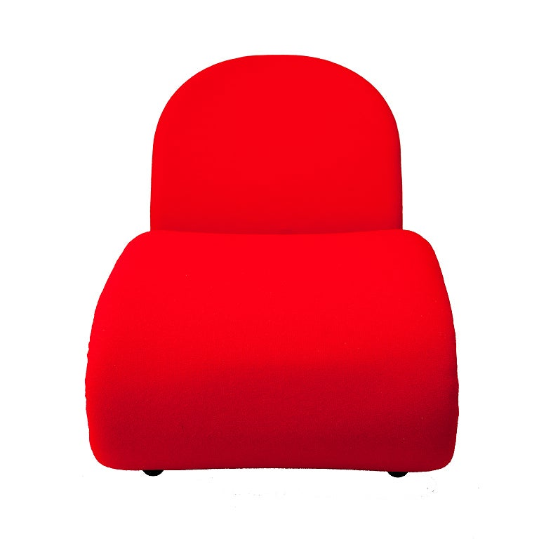 Verner panton chaise longue for sale at 1stdibs for Chaise panton