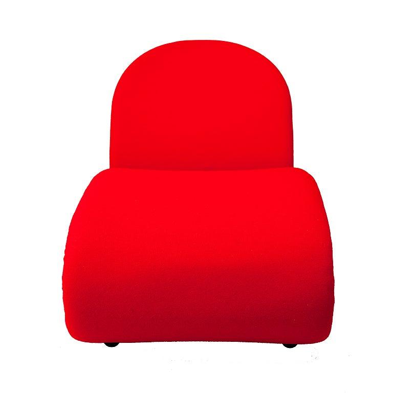 verner panton chaise longue for sale at 1stdibs. Black Bedroom Furniture Sets. Home Design Ideas