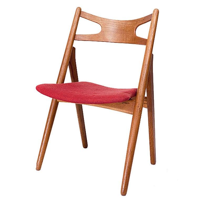Hans Wegner CH29 Dining Chair at 1stdibs