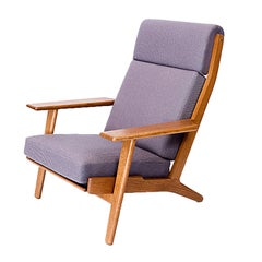 Hans Wegner GE290 High Back Armchair