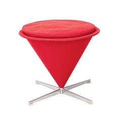 Verner Panton Low Cone Stool