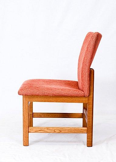 Scandinavian Modern Pair of Danish Chairs For Sale