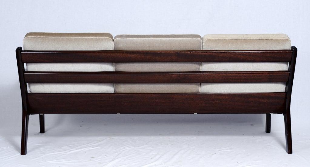 Danish Ole Wanscher Sofa For Sale