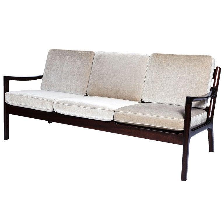 Ole Wanscher Sofa For Sale