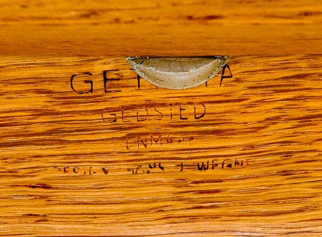 Hans Wegner GE-671 Sofa For Sale 1