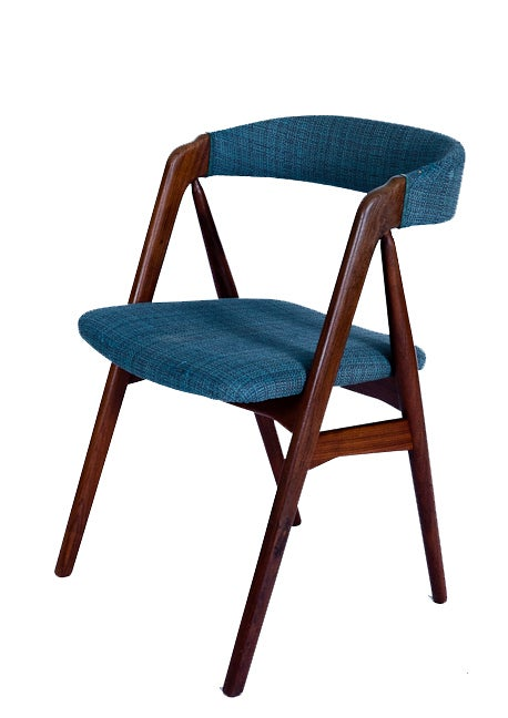 set of 6 danish dining chairs for sale at 1stdibs