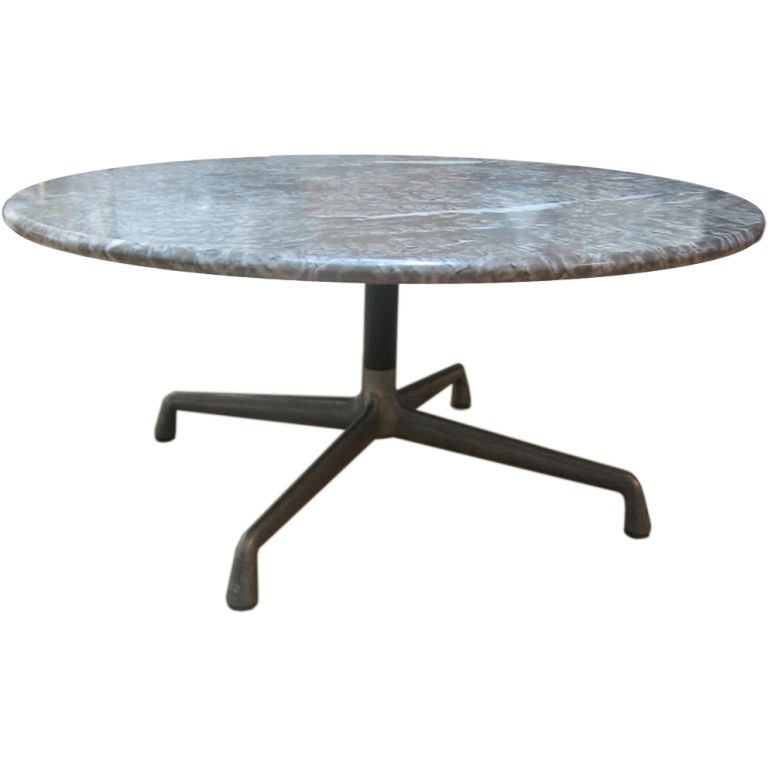 Vintage Eames Coffee Table At 1stdibs