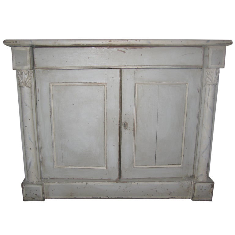 Beautiful faux painted cabinet at 1stdibs for Sideboard lindholm