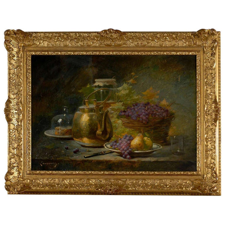 19th Century French Still Life by Laurence