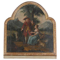 18th Century French Painting