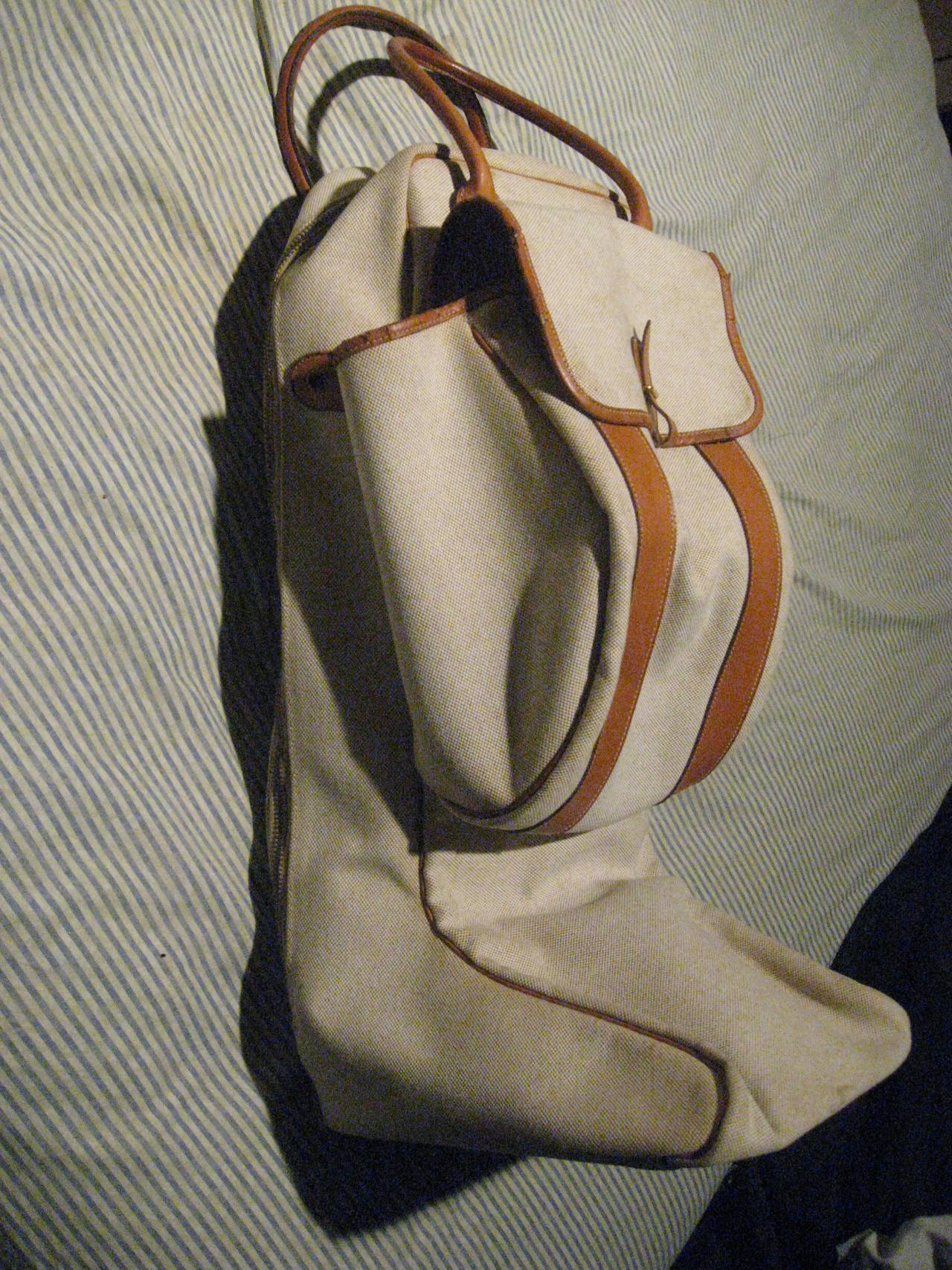 vintage hermes bags london store